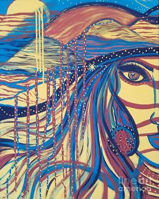 Xenon 2 Print by Adriana Garces
