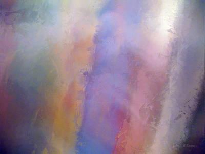 Painting - Xiv - Magic by John WR Emmett