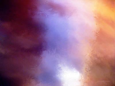 Dumbledore Painting - Xv - Magic by John WR Emmett