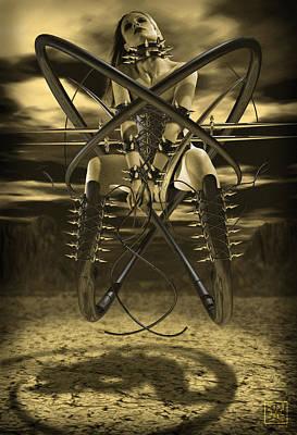 Digital Art - XXO by Tsubasa Art