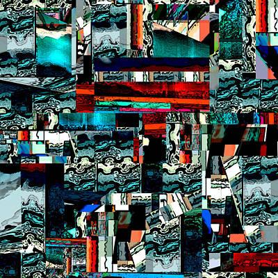 Digital Art - Y by Coal