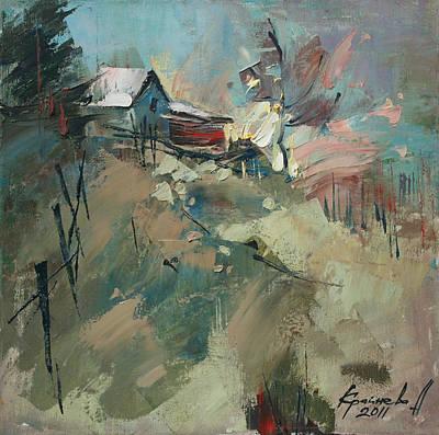 Yablunitsa Art Print