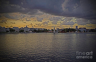 Photograph - Yacht And Beach Club Villas - Walt Disney World by AK Photography