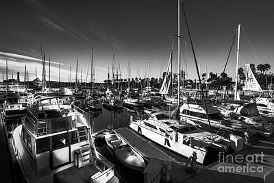 Photograph - Yacht At The Pier  by Sviatlana Kandybovich