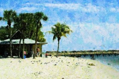 Yacht Club Beach Original