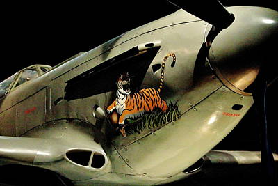 Yak 9 Tiger Art Print