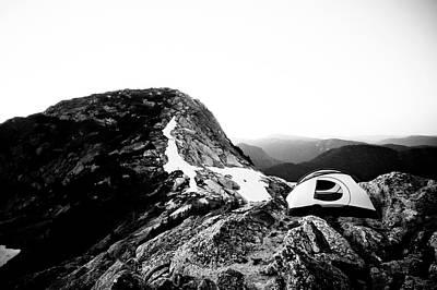 Yak Photograph - Yak Peak by Christopher Kimmel