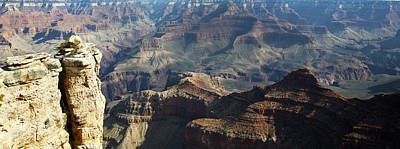 Yaki Point Grand Canyon Print by Gilbert Artiaga