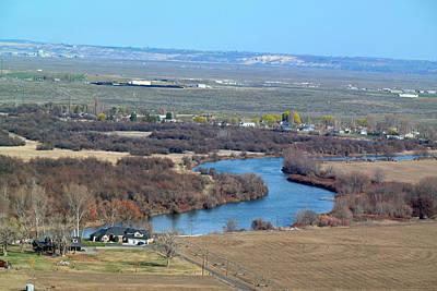 Yakima River Original by Russ McElroy