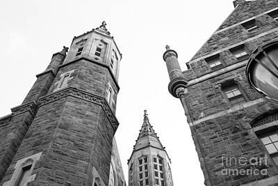 Photograph - Yale University Battell Chapel by University Icons