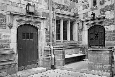 Photograph - Yale University Branford College by University Icons