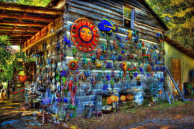 Photograph - Yard Art by Reid Callaway