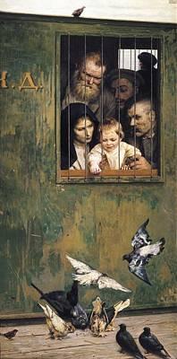 Realistic Photograph - Yaroshenko, Nicolai A. 1846-1898. Life by Everett