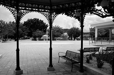 Photograph - Yauco Plaza by Ricardo J Ruiz de Porras