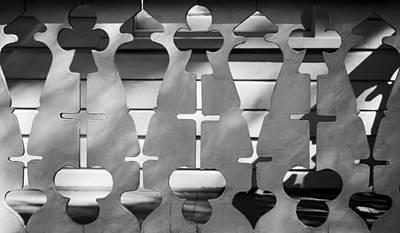 Photograph - Ybor City Shadows by Carolyn Marshall