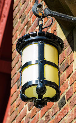 Photograph - Ye Ole Lamp by Tikvah's Hope