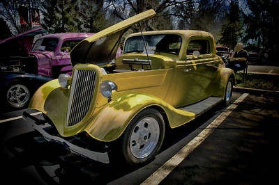 Photograph - Yearning For Yellow by Keith Swango