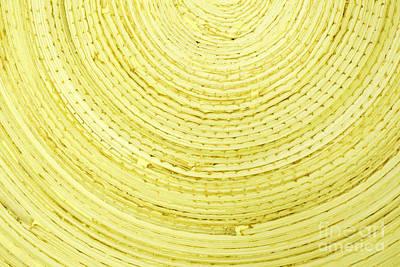 Photograph - Yellow Arcs by Liz Leyden