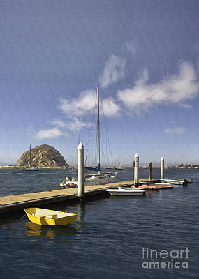 Photograph - Yellow Boat by Sharon Foster
