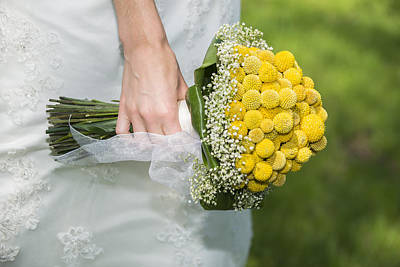 Photograph - Yellow Bouquet by Valerie Rosen