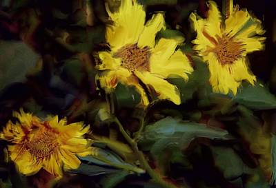 Photograph - Yellow by Charles Muhle