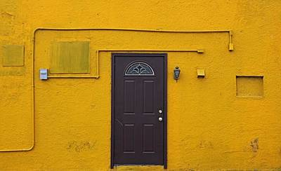 Photograph - Yellow by Dart and Suze Humeston