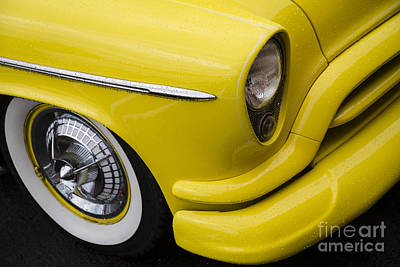 Photograph - Yellow by Dennis Hedberg