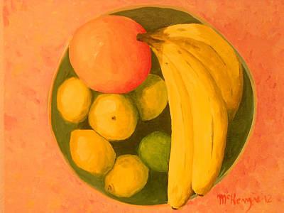 Yellow Fruit No2 Original