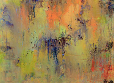 Painting - Yellow  I by Jane Biven