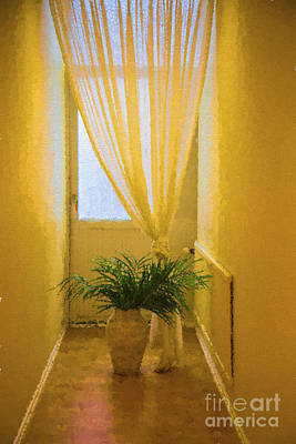 Photograph - Yellow Light by Rick Bragan