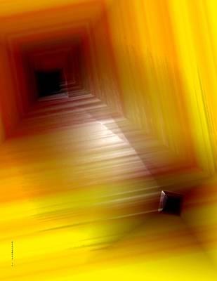 Yellows Digital Art - Yellow Mixture by Mario Perez
