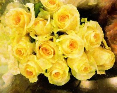 Yellow Roses Original