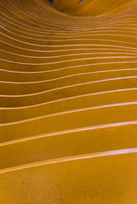 Photograph - Yellow Waves by Francesco Rizzato