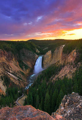 Photograph - Yellowstone Beauty by Kadek Susanto