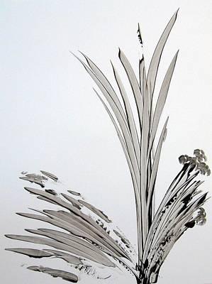 Yesterday's Blooms Art Print