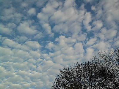 Photograph - Yesterdays Morning Sky by Geoff Cooper