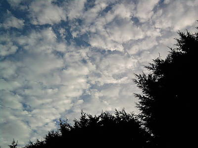 Photograph - Yesterdays Morning Sky Two by Geoff Cooper