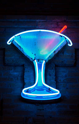Martini Royalty-Free and Rights-Managed Images - Yet Another Cocktail Glass by Matthew Bamberg