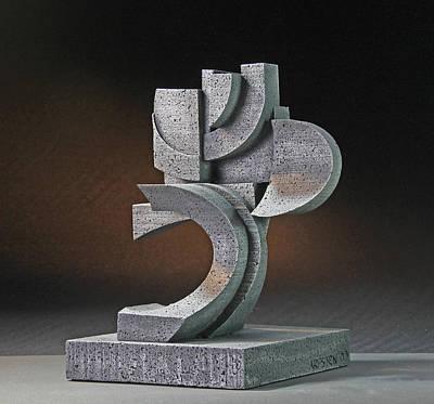 Sculpture - Ying by Richard Arfsten
