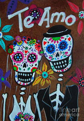 Yo Te Amo Art Print