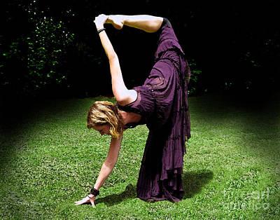 Photograph - Yoga 4 by Sally Simon