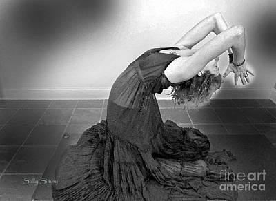 Photograph - Yoga 8 by Sally Simon