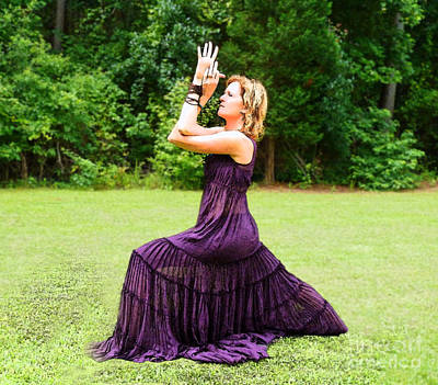 Photograph - Yoga 9 by Sally Simon