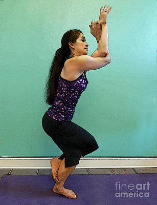 Photograph - Yoga Study 9 by Sally Simon