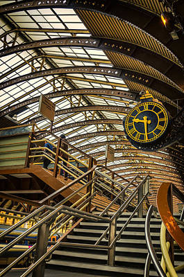 Photograph - York Railway Station by Pablo Lopez