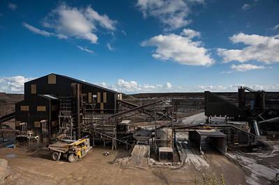 Photograph - Yorkshire Quarry by Paul Indigo