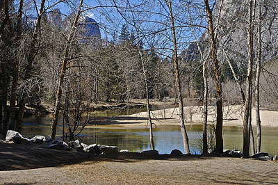 Photograph - Yosemite 1 by SC Heffner
