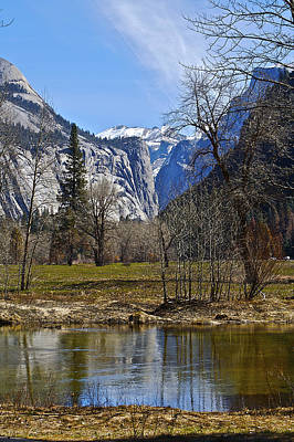 Photograph - Yosemite 3 by SC Heffner