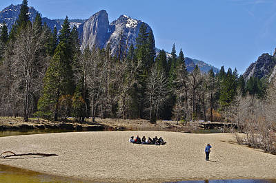 Photograph - Yosemite 4 by SC Heffner