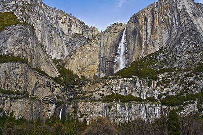 Photograph - Yosemite 5 by SC Heffner